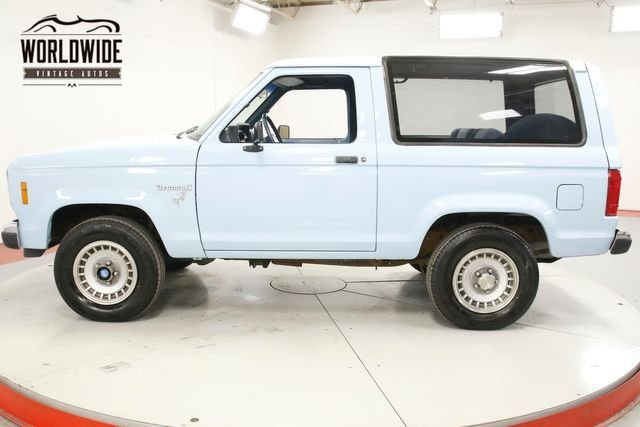 1986 Ford Bronco