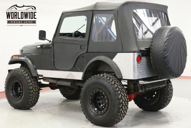 1983 Jeep Cj-5