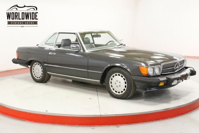 1986 Mercedes-Benz 560Sl