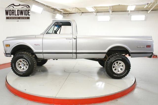 1971 GMC K15