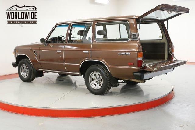 1988 Toyota Land Cruiser Fj60