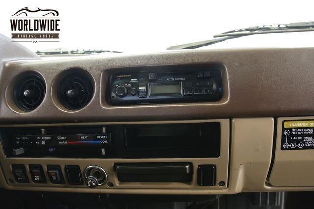 1984 Toyota Land Cruiser Fj60