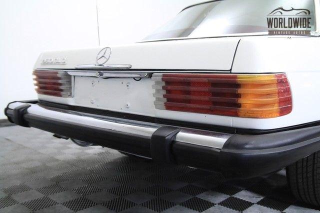 1979 Mercedes 450Slc