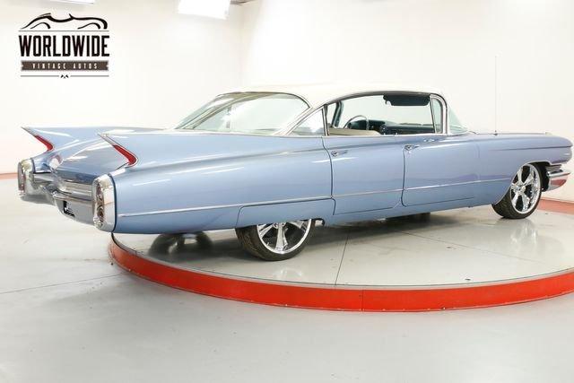 1960 Cadillac DeVille