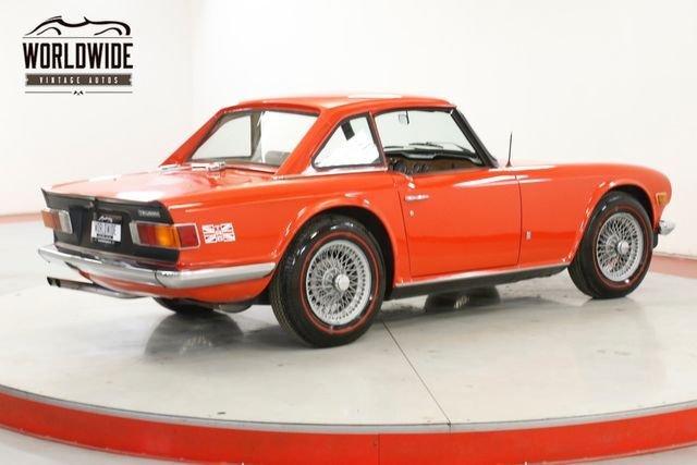 1973 Triumph TR6