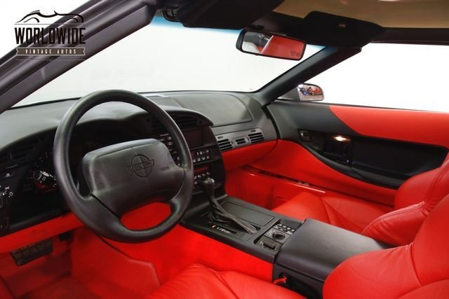 1996 Chevrolet Corvette C4