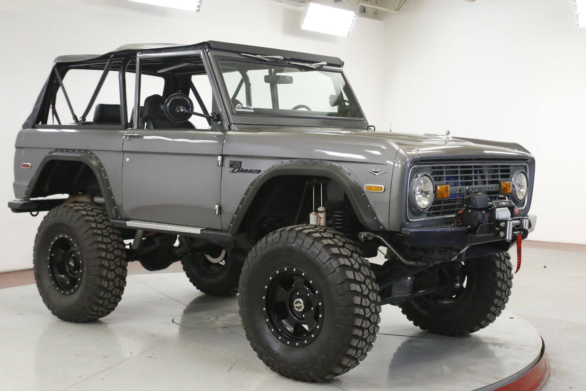 1974 Ford Bronco