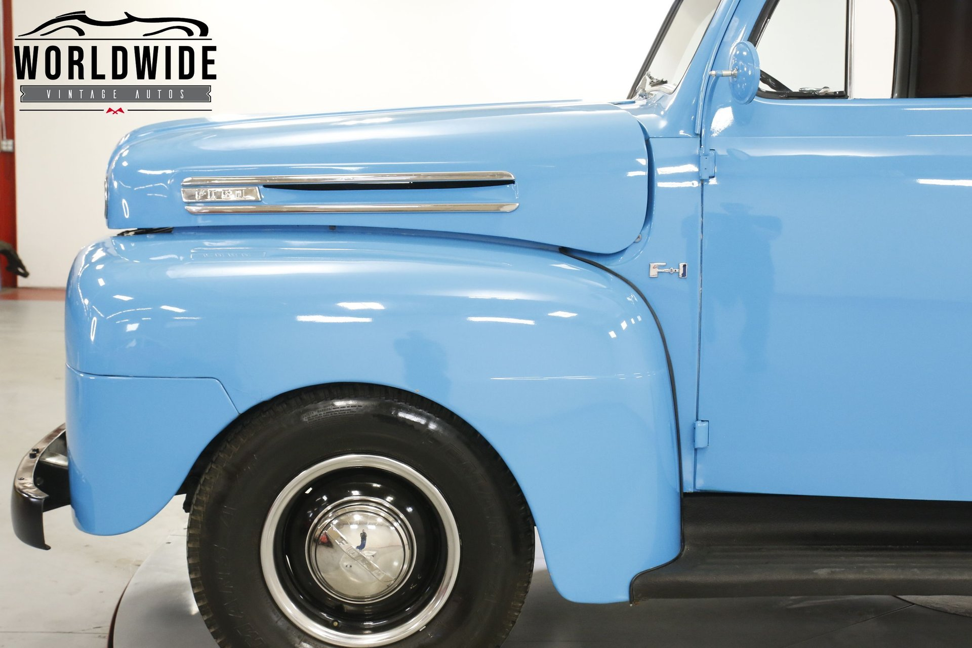 1948 Ford F100