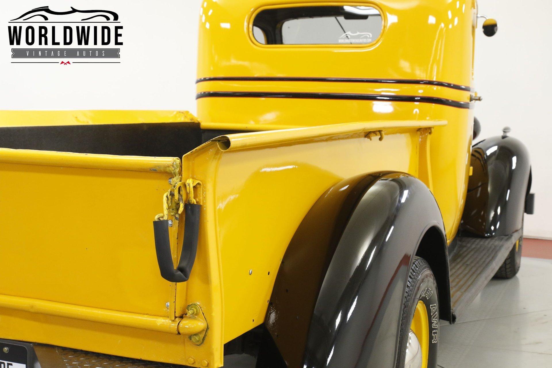 1937 Chevrolet Truck