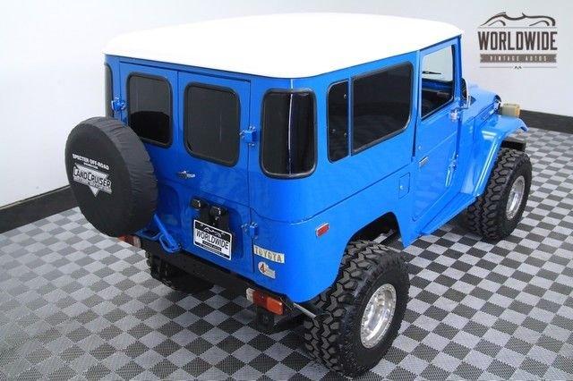1979 Toyota Land Cruiser Fj40