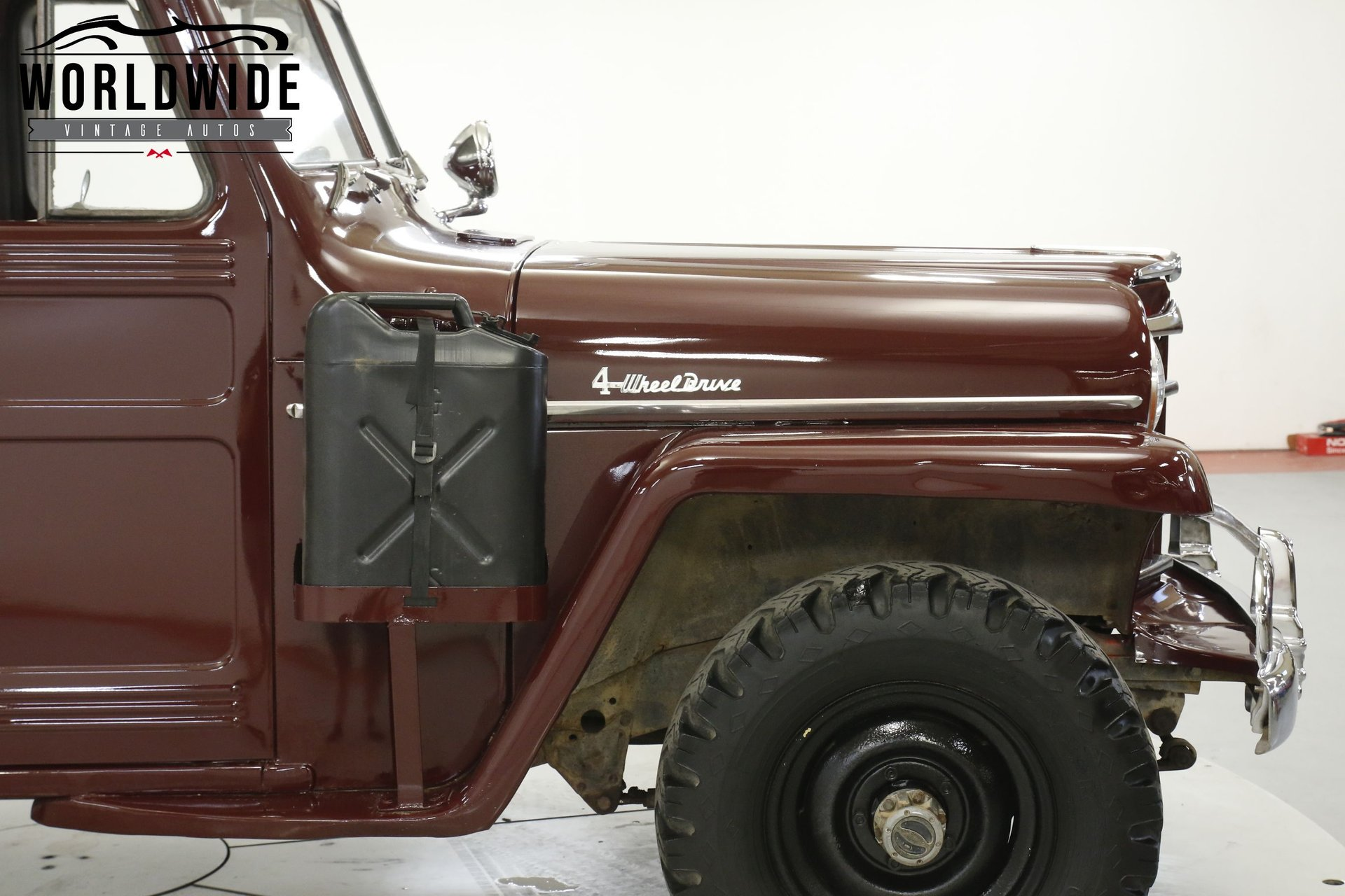 1952 Willys Jeep