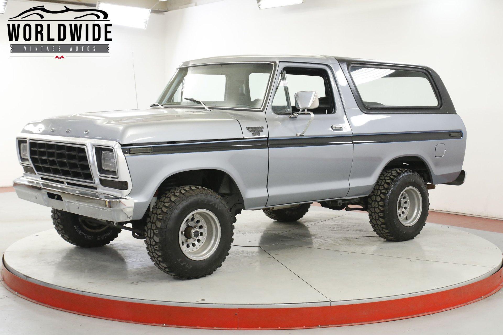 1978 Ford Bronco Worldwide Vintage Autos