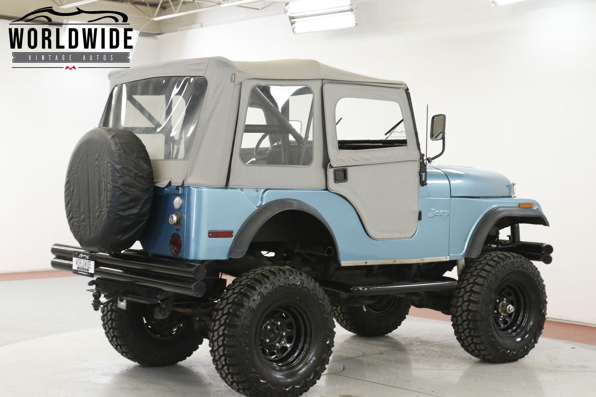 1974 Jeep CJ