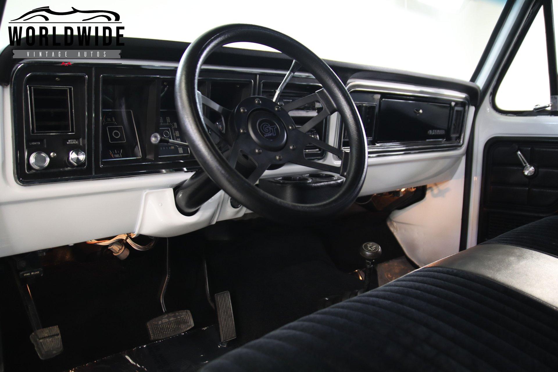 1977 Ford F-150 Ranger