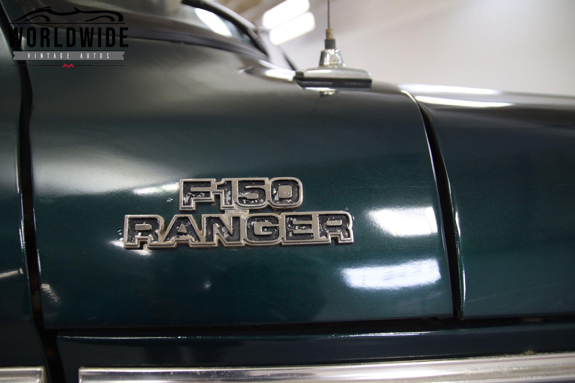 1979 Ford F-150 Ranger