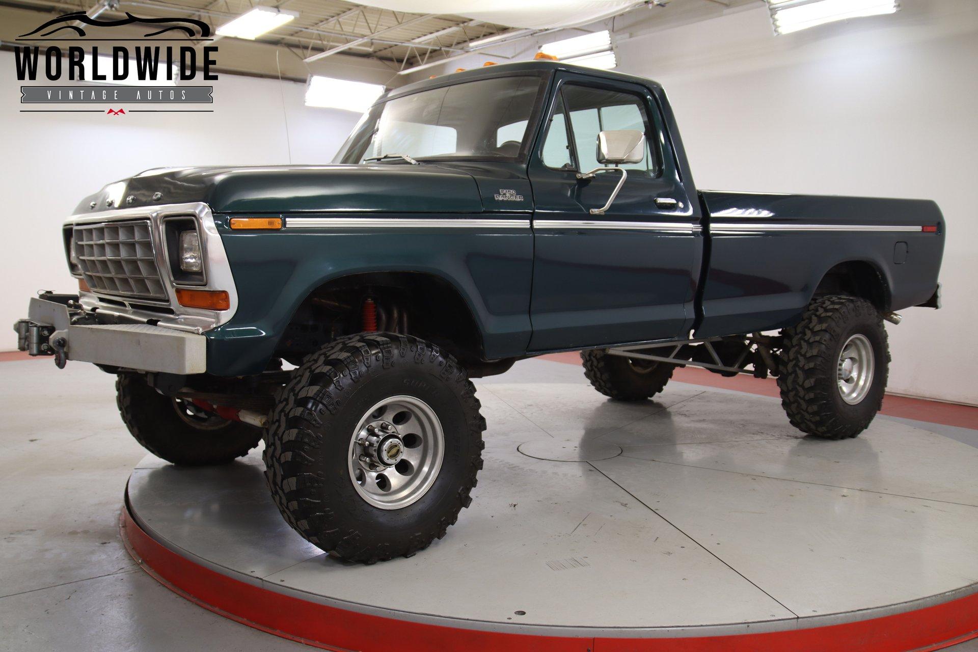 1979 ford f 150 ranger