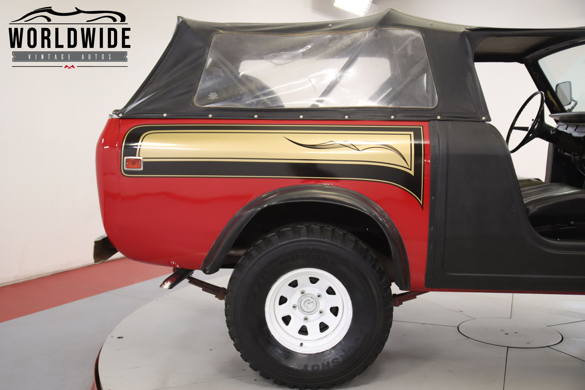 1977 International Scout SSII