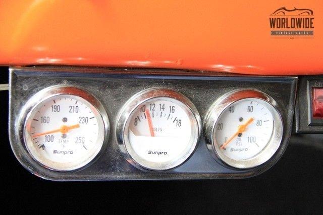 1966 Chevrolet Custom Truck 4X4