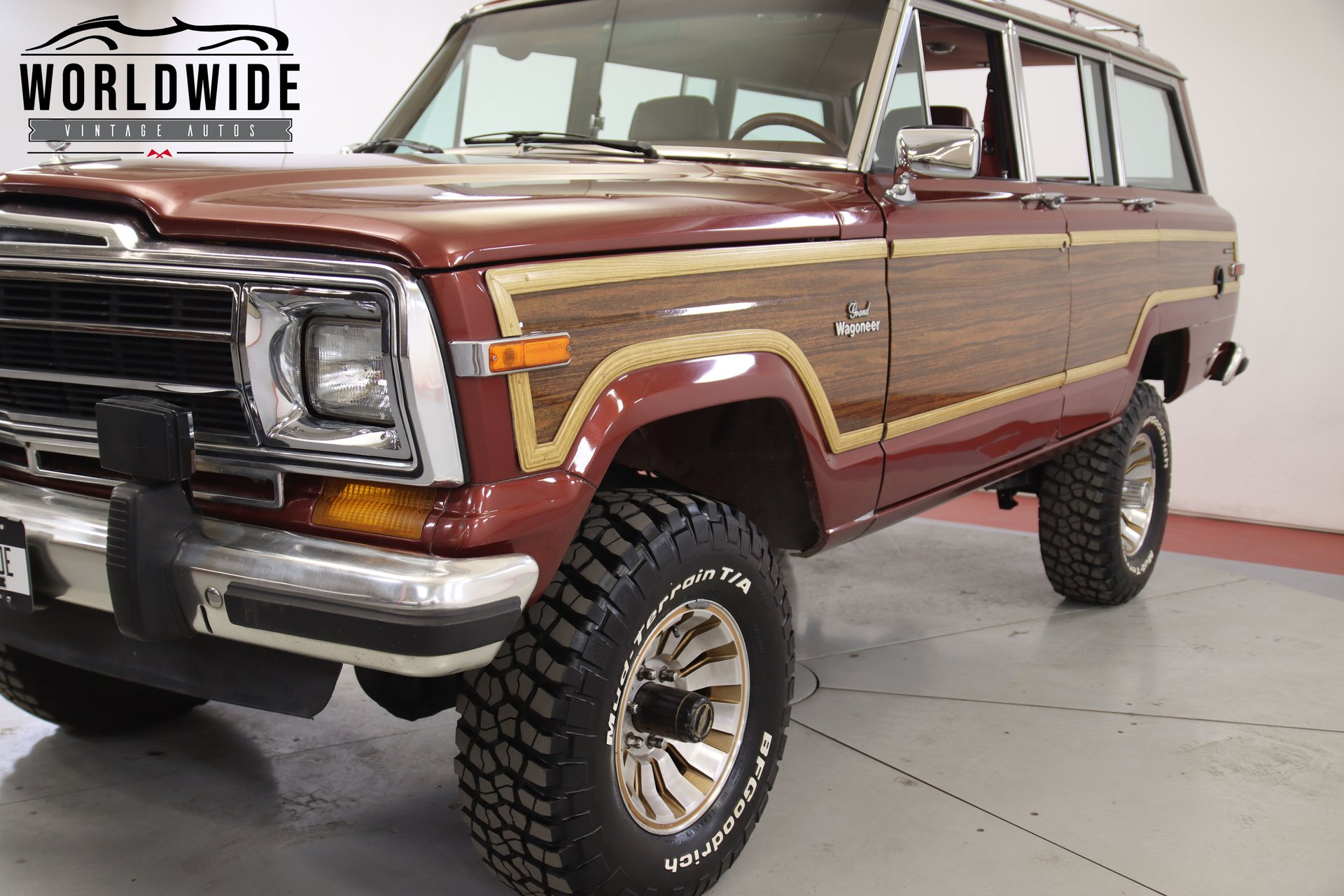 1986 Jeep Wagoneer