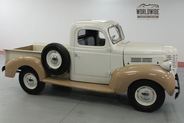 1939 Dodge Tc