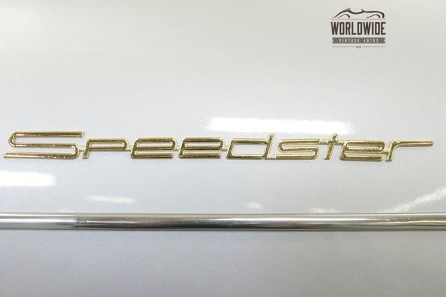 1957 Porsche Speedster Replica
