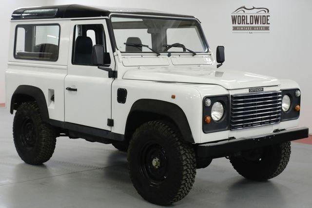1989 Land Rover Defender