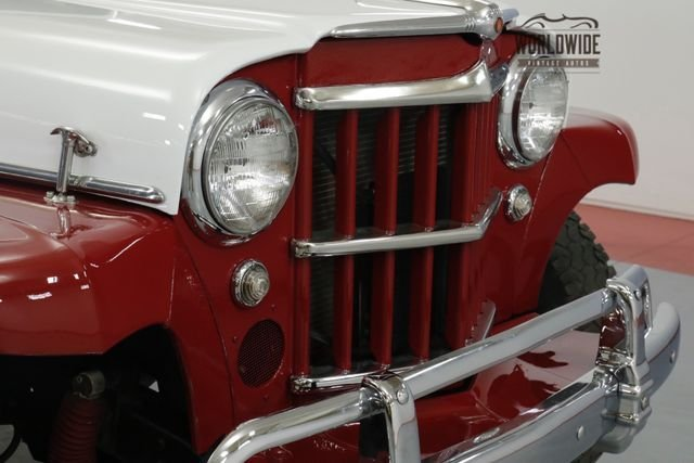 1958 Jeep Willys