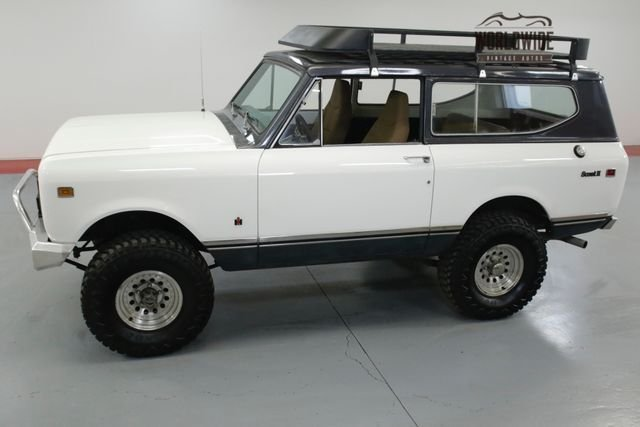1975 Intenational Scout