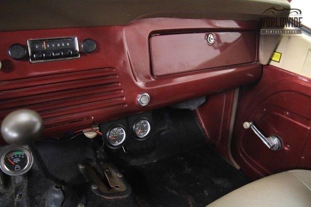 1970 Jeep Commando