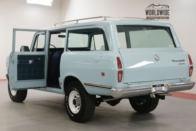 1973 International Travelall