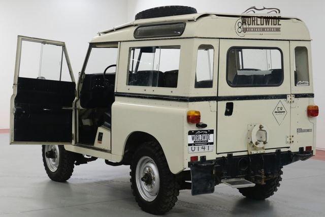 1978 Land Rover Santana