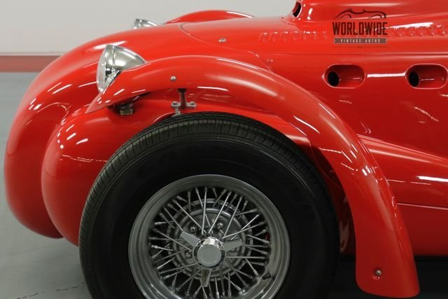 1953 Allard J2K Roadster