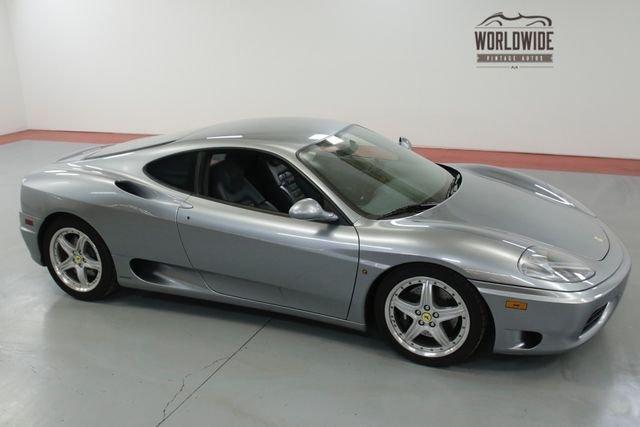 2004 Ferrari 360