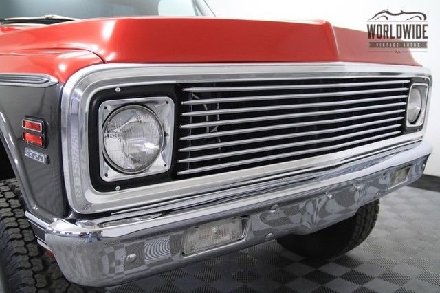 1972 Chevrolet Super Cheyenne 4X4