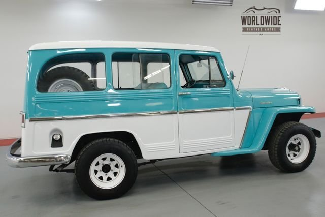 1960 Jeep Willys Wagon