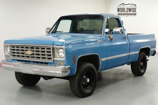 1976 Chevrolet Truck