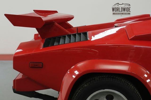 1990 Lamborghini Countach