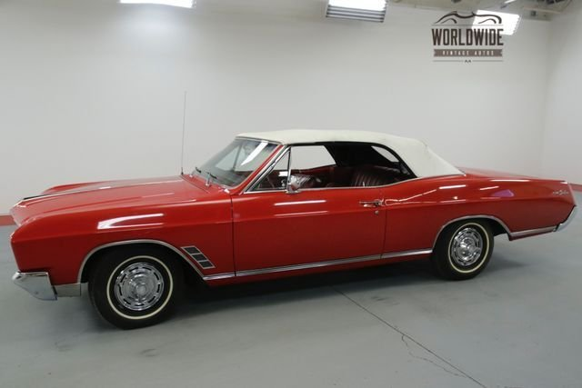 1966 Buick Convertible