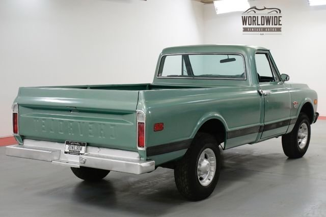 1969 Chevrolet C10