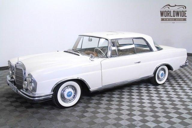 1963 mercedes benz 220se