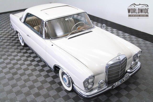 1963 Mercedes-Benz 220SE