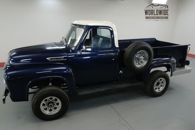 1954 Ford F250
