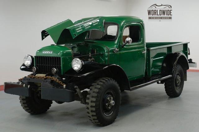 1960 Dodge Power Wagon