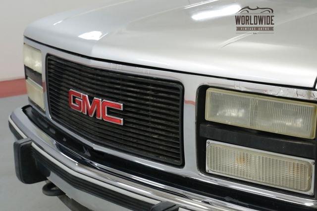 1993 GMC Yukon