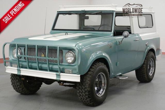 1961 international scout 80