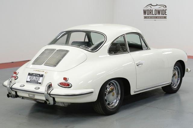 1964 Porsche 356 C