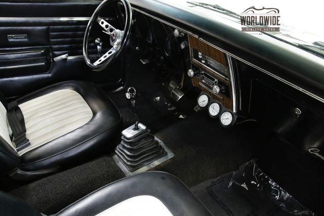 1968 Cheverolet Camaro