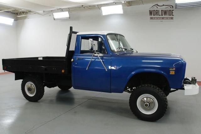 1969 International Truck