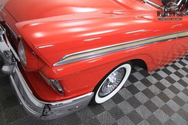 1957 Ford Fairlane 500 Sunliner!