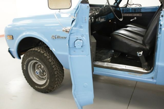 1972 Cheverolet Blazer
